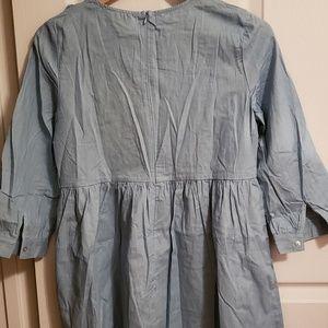 Bellanblue Dresses - Blue Chambray Dress